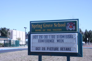 Spring Grove School in Hollister, CA